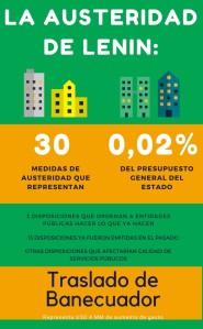 Optimización y austeridad